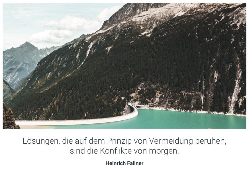 Postkarte Heinrich Fallner